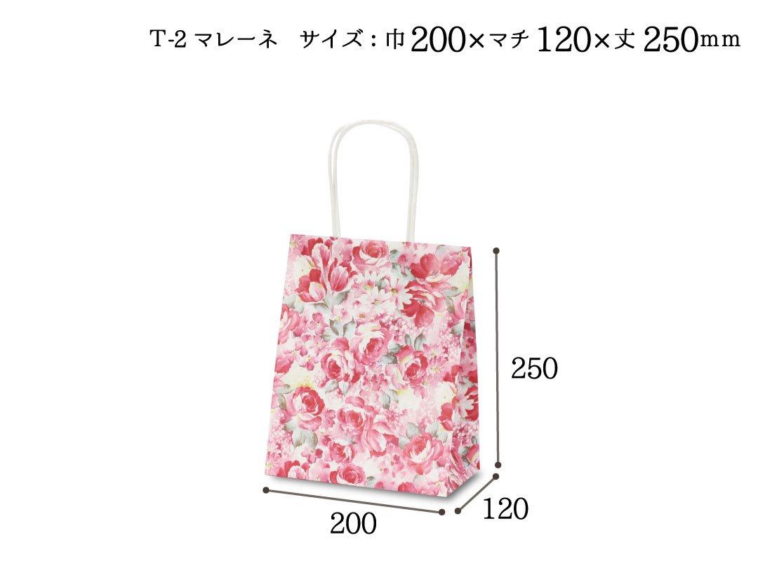 紙手提袋 T-2マレーネ 25枚