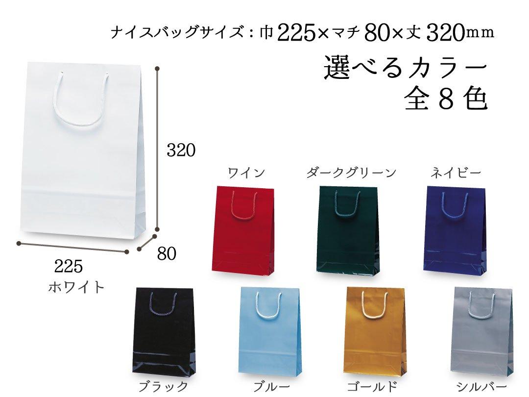 紙袋 ナイスバッグ 10枚