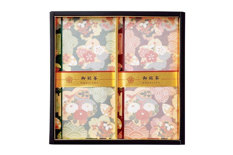 贈答用お茶(静岡茶・牧之原茶) 特上煎茶 100g袋×2本