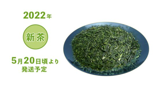 2021年 静岡牧之原 新茶 深蒸し茶 煎茶 浜千鳥 袋詰め 100g・200g・500g 5/20頃より発送
