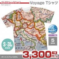VoyageTシャツ