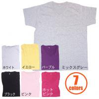 MARK'S VネックTシャツ