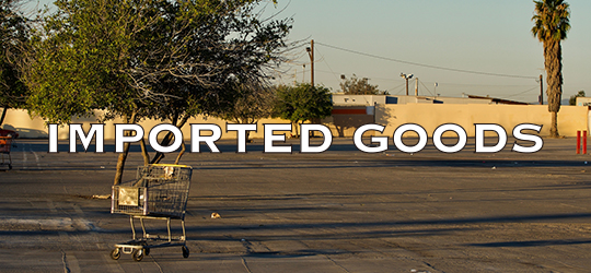Imported Goods(輸入品)