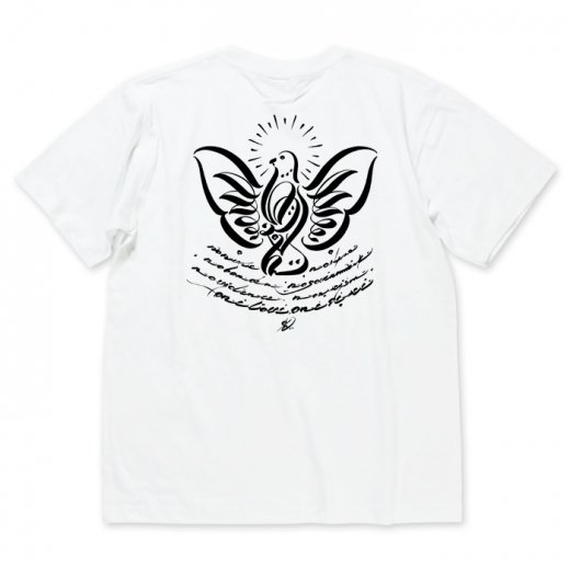 OC-009 P-DOVE Tee<img class='new_mark_img2' src='https://img.shop-pro.jp/img/new/icons50.gif' style='border:none;display:inline;margin:0px;padding:0px;width:auto;' />