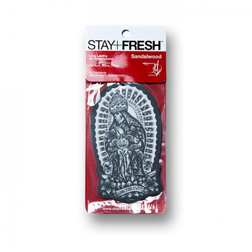 OC-013 STAY FRESH x USUGROW INK 4 LIFE Air Fresheners<img class='new_mark_img2' src='//img.shop-pro.jp/img/new/icons50.gif' style='border:none;display:inline;margin:0px;padding:0px;width:auto;' />