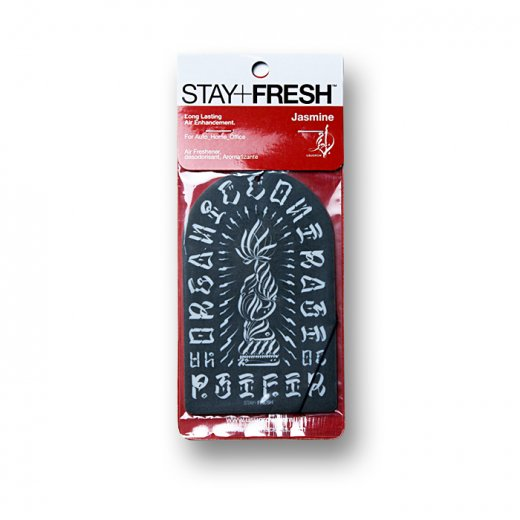 OC-014 STAY FRESH x USUGROW  PST FTR Air Fresheners<img class='new_mark_img2' src='//img.shop-pro.jp/img/new/icons50.gif' style='border:none;display:inline;margin:0px;padding:0px;width:auto;' />