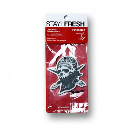 OC-015 STAY FRESH x USUGROW  PST FTR Air Fresheners<img class='new_mark_img2' src='//img.shop-pro.jp/img/new/icons50.gif' style='border:none;display:inline;margin:0px;padding:0px;width:auto;' />