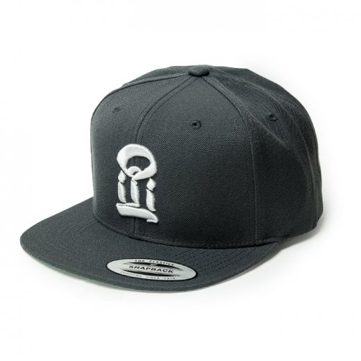 OC-019 I LOGO Snapback Cap<img class='new_mark_img2' src='//img.shop-pro.jp/img/new/icons50.gif' style='border:none;display:inline;margin:0px;padding:0px;width:auto;' />