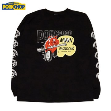 PC-048 Pork Moon Cams L/S Tee<img class='new_mark_img2' src='//img.shop-pro.jp/img/new/icons50.gif' style='border:none;display:inline;margin:0px;padding:0px;width:auto;' />