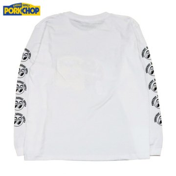PC-049 Pork Moon Cams L/S Tee<img class='new_mark_img2' src='//img.shop-pro.jp/img/new/icons7.gif' style='border:none;display:inline;margin:0px;padding:0px;width:auto;' />