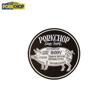 PC-051 Porkchop Circle Sticker<img class='new_mark_img2' src='https://img.shop-pro.jp/img/new/icons50.gif' style='border:none;display:inline;margin:0px;padding:0px;width:auto;' />