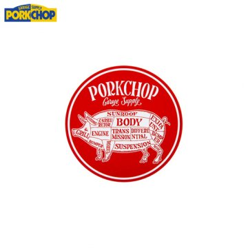 PC-054 Porkchop Circle Sticker<img class='new_mark_img2' src='//img.shop-pro.jp/img/new/icons50.gif' style='border:none;display:inline;margin:0px;padding:0px;width:auto;' />