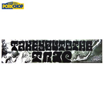 PC-058 Bumper Sticker TAKE YOU TO THE TRIP<img class='new_mark_img2' src='//img.shop-pro.jp/img/new/icons50.gif' style='border:none;display:inline;margin:0px;padding:0px;width:auto;' />