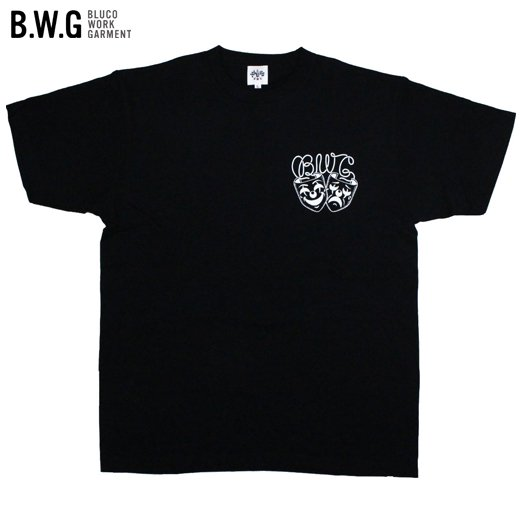 BWG-006 Two Face Tee<img class='new_mark_img2' src='https://img.shop-pro.jp/img/new/icons50.gif' style='border:none;display:inline;margin:0px;padding:0px;width:auto;' />