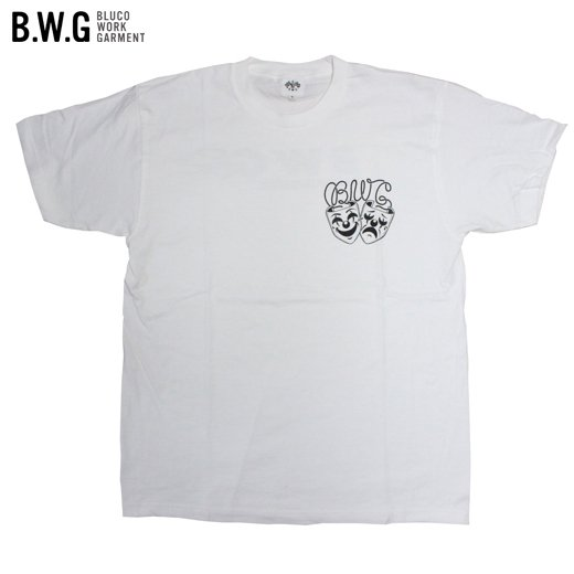 BWG-007 Two Face Tee<img class='new_mark_img2' src='https://img.shop-pro.jp/img/new/icons50.gif' style='border:none;display:inline;margin:0px;padding:0px;width:auto;' />