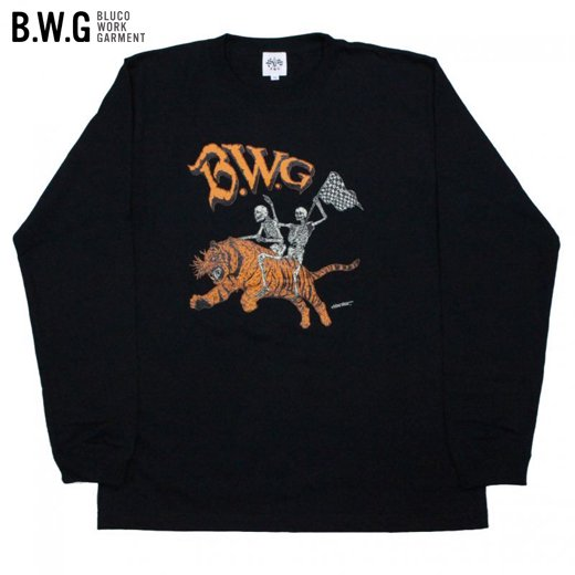 BWG-008 Victory L/S Tee<img class='new_mark_img2' src='//img.shop-pro.jp/img/new/icons8.gif' style='border:none;display:inline;margin:0px;padding:0px;width:auto;' />