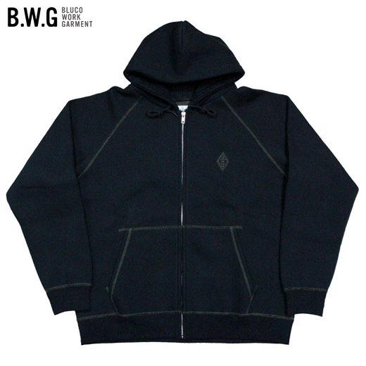 BWG-009 Zip Up Hoodie<img class='new_mark_img2' src='//img.shop-pro.jp/img/new/icons8.gif' style='border:none;display:inline;margin:0px;padding:0px;width:auto;' />