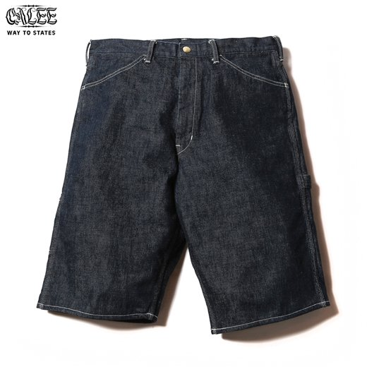 CL-283 Painter denim short pants<img class='new_mark_img2' src='//img.shop-pro.jp/img/new/icons6.gif' style='border:none;display:inline;margin:0px;padding:0px;width:auto;' />