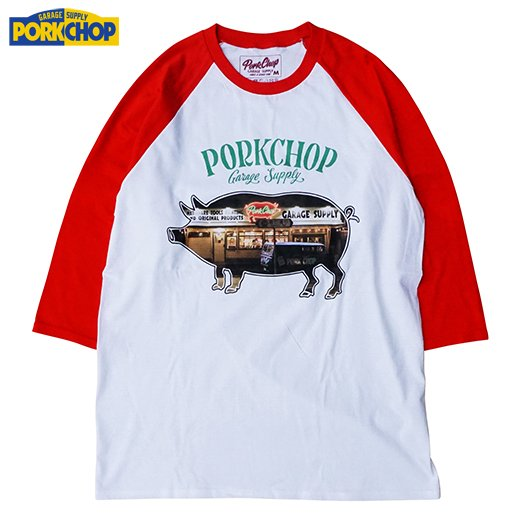PC-076 Shop Photo Raglan Tee<img class='new_mark_img2' src='//img.shop-pro.jp/img/new/icons50.gif' style='border:none;display:inline;margin:0px;padding:0px;width:auto;' />