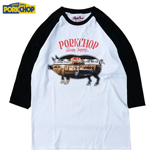 PC-077 Shop Photo Raglan Tee<img class='new_mark_img2' src='//img.shop-pro.jp/img/new/icons50.gif' style='border:none;display:inline;margin:0px;padding:0px;width:auto;' />