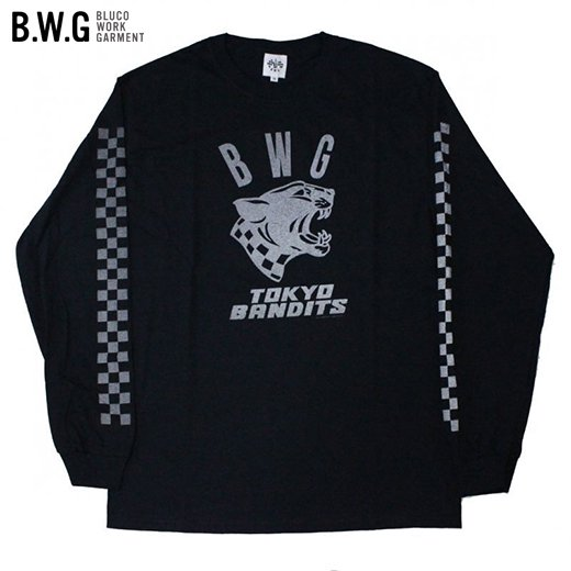 BWG-018 Panther L/S Tee<img class='new_mark_img2' src='//img.shop-pro.jp/img/new/icons7.gif' style='border:none;display:inline;margin:0px;padding:0px;width:auto;' />