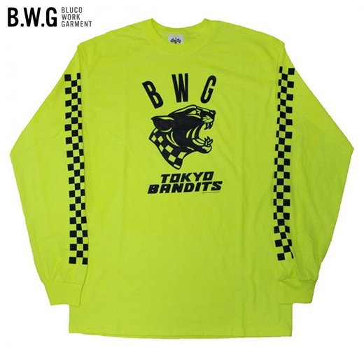 BWG-019 Panther L/S Tee<img class='new_mark_img2' src='//img.shop-pro.jp/img/new/icons50.gif' style='border:none;display:inline;margin:0px;padding:0px;width:auto;' />