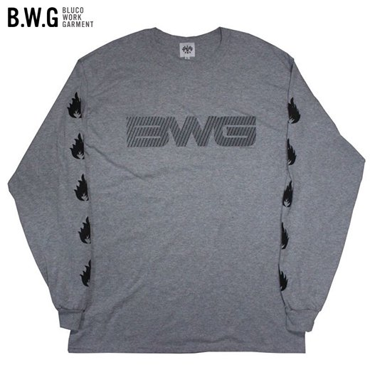 BWG-020 Massive L/S Tee<img class='new_mark_img2' src='//img.shop-pro.jp/img/new/icons7.gif' style='border:none;display:inline;margin:0px;padding:0px;width:auto;' />