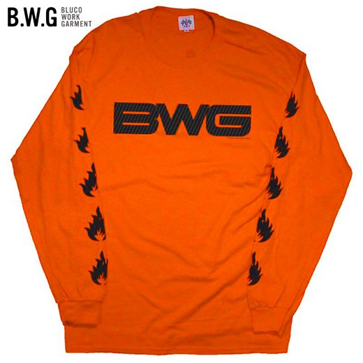 BWG-021 Massive L/S Tee<img class='new_mark_img2' src='//img.shop-pro.jp/img/new/icons50.gif' style='border:none;display:inline;margin:0px;padding:0px;width:auto;' />