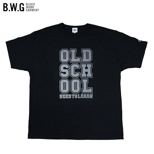 BWG-025 Old School Tee<img class='new_mark_img2' src='//img.shop-pro.jp/img/new/icons50.gif' style='border:none;display:inline;margin:0px;padding:0px;width:auto;' />