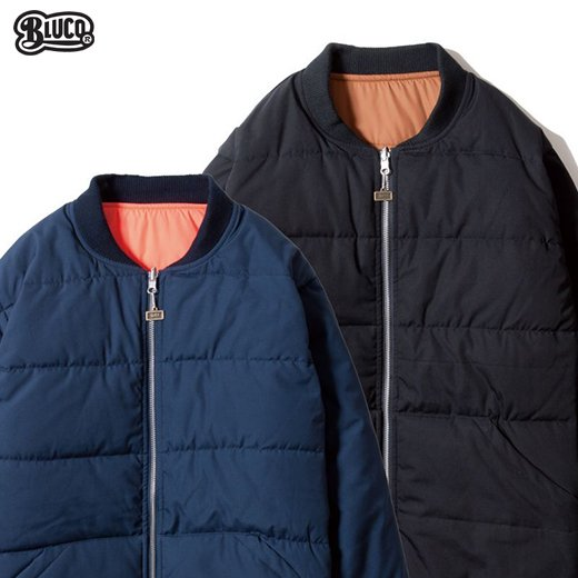 BL-035 Rib Quilt Jacket Navy<img class='new_mark_img2' src='https://img.shop-pro.jp/img/new/icons50.gif' style='border:none;display:inline;margin:0px;padding:0px;width:auto;' />