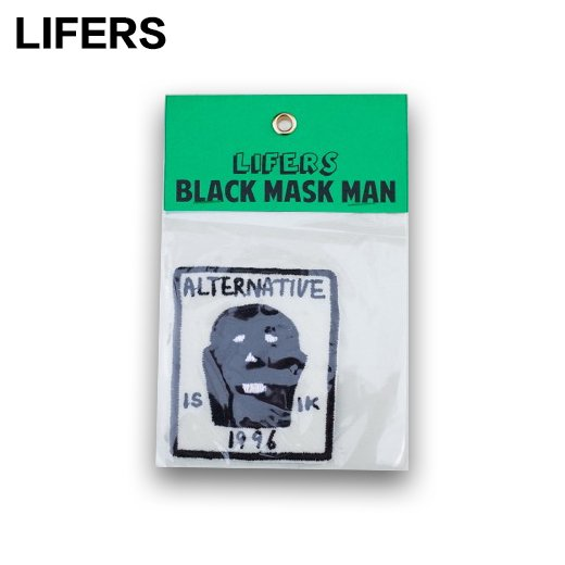 LF-001 Black Musk Patch<img class='new_mark_img2' src='https://img.shop-pro.jp/img/new/icons50.gif' style='border:none;display:inline;margin:0px;padding:0px;width:auto;' />
