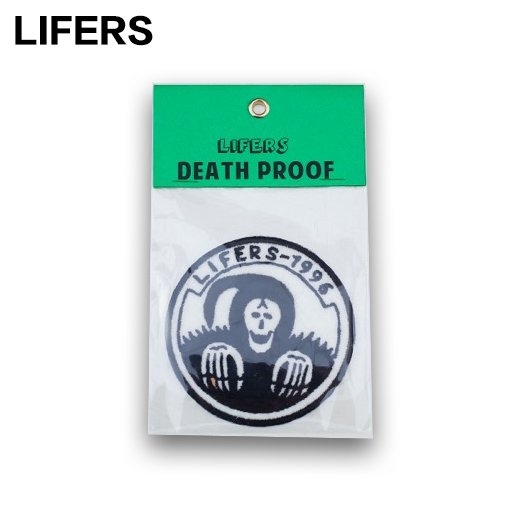 LF-002 Death Proof Patch<img class='new_mark_img2' src='https://img.shop-pro.jp/img/new/icons50.gif' style='border:none;display:inline;margin:0px;padding:0px;width:auto;' />
