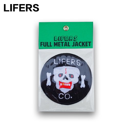 LF-003 Full Metal Jacket Patch<img class='new_mark_img2' src='//img.shop-pro.jp/img/new/icons50.gif' style='border:none;display:inline;margin:0px;padding:0px;width:auto;' />