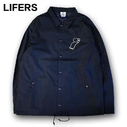 LF-008 BUTT Coach Jacket / BUTT <img class='new_mark_img2' src='https://img.shop-pro.jp/img/new/icons50.gif' style='border:none;display:inline;margin:0px;padding:0px;width:auto;' />