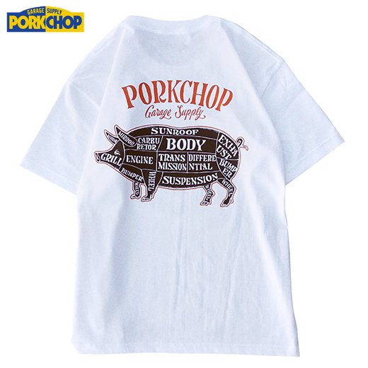 PC-097 Pork Back Tee<img class='new_mark_img2' src='//img.shop-pro.jp/img/new/icons50.gif' style='border:none;display:inline;margin:0px;padding:0px;width:auto;' />