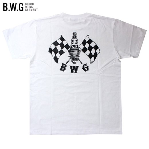BWG-028 Checker Spark T-Shirt<img class='new_mark_img2' src='//img.shop-pro.jp/img/new/icons50.gif' style='border:none;display:inline;margin:0px;padding:0px;width:auto;' />