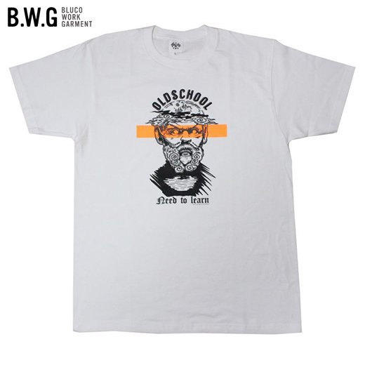 BWG-030 Socrates T-Shirt<img class='new_mark_img2' src='//img.shop-pro.jp/img/new/icons50.gif' style='border:none;display:inline;margin:0px;padding:0px;width:auto;' />