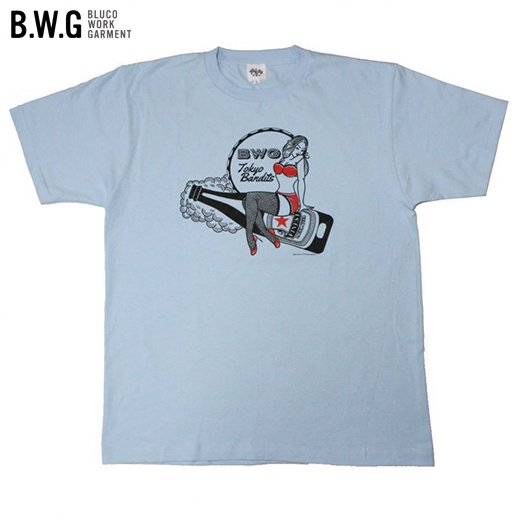 BWG-031 It's On Me T-Shirt<img class='new_mark_img2' src='https://img.shop-pro.jp/img/new/icons50.gif' style='border:none;display:inline;margin:0px;padding:0px;width:auto;' />