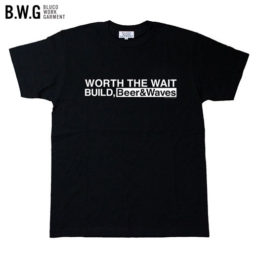 BWG-033 Worth T-Shirt<img class='new_mark_img2' src='https://img.shop-pro.jp/img/new/icons50.gif' style='border:none;display:inline;margin:0px;padding:0px;width:auto;' />