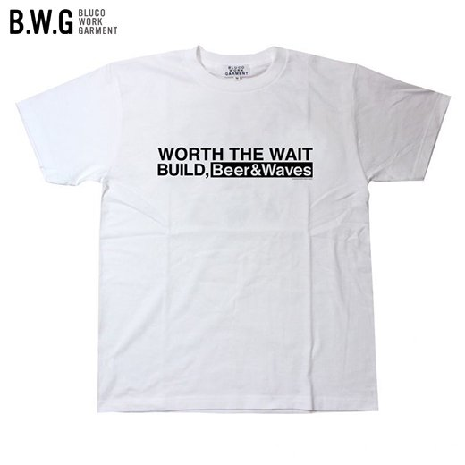 BWG-034 Worth T-Shirt<img class='new_mark_img2' src='https://img.shop-pro.jp/img/new/icons50.gif' style='border:none;display:inline;margin:0px;padding:0px;width:auto;' />