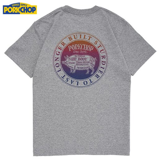 PC-105 Circle Pork Back Tee<img class='new_mark_img2' src='//img.shop-pro.jp/img/new/icons50.gif' style='border:none;display:inline;margin:0px;padding:0px;width:auto;' />