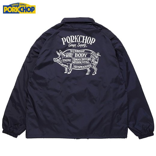 PC-108 Pork Back Coach JKT<img class='new_mark_img2' src='//img.shop-pro.jp/img/new/icons50.gif' style='border:none;display:inline;margin:0px;padding:0px;width:auto;' />