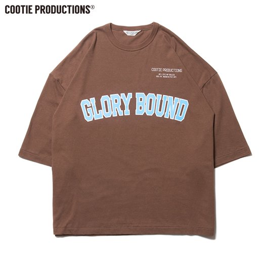 CT-476 Print S/S Tee (GLORY BOUND)<img class='new_mark_img2' src='//img.shop-pro.jp/img/new/icons50.gif' style='border:none;display:inline;margin:0px;padding:0px;width:auto;' />