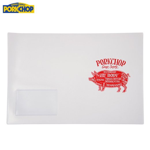 PORKCHOP Owners Manual Case<img class='new_mark_img2' src='https://img.shop-pro.jp/img/new/icons50.gif' style='border:none;display:inline;margin:0px;padding:0px;width:auto;' />