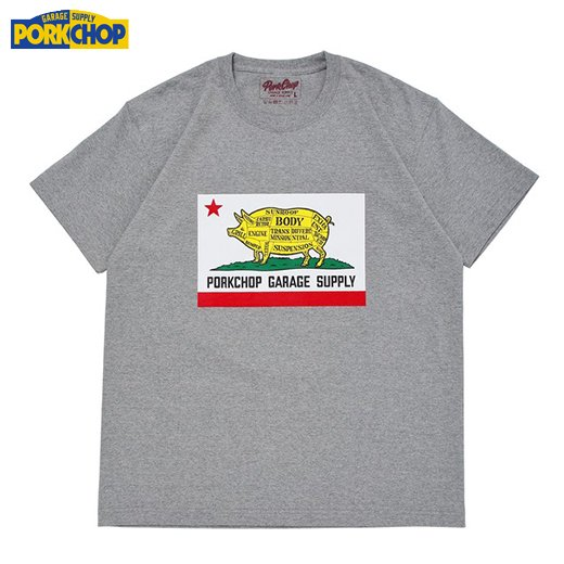 PC-123 Pork Calif Tee<img class='new_mark_img2' src='//img.shop-pro.jp/img/new/icons50.gif' style='border:none;display:inline;margin:0px;padding:0px;width:auto;' />
