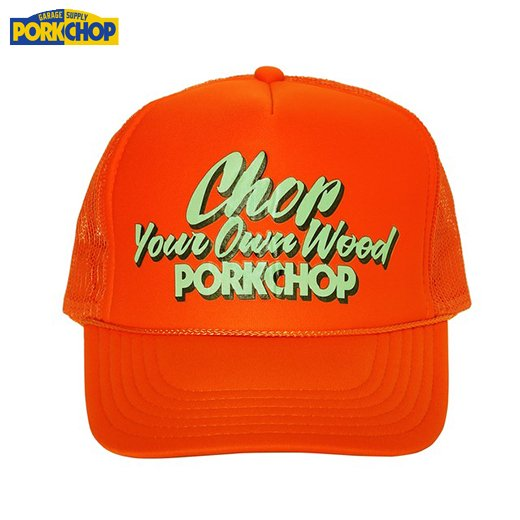 PC-129 Chop Your Own Wood Cap<img class='new_mark_img2' src='//img.shop-pro.jp/img/new/icons50.gif' style='border:none;display:inline;margin:0px;padding:0px;width:auto;' />