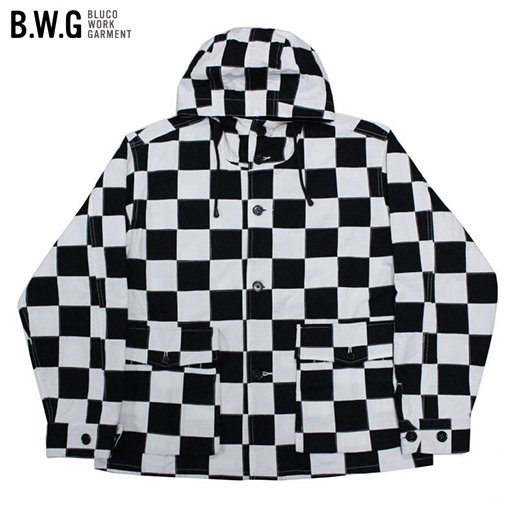 BWG-042  Tatchwork Tourring Jacket<img class='new_mark_img2' src='//img.shop-pro.jp/img/new/icons7.gif' style='border:none;display:inline;margin:0px;padding:0px;width:auto;' />