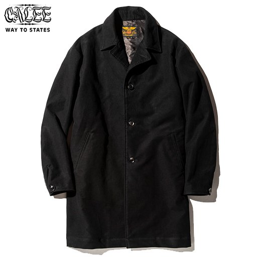 CL-455 Cotton Fleece Long Coat<img class='new_mark_img2' src='https://img.shop-pro.jp/img/new/icons50.gif' style='border:none;display:inline;margin:0px;padding:0px;width:auto;' />