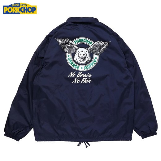 PC-138 Wing Pork Coach JKT<img class='new_mark_img2' src='https://img.shop-pro.jp/img/new/icons50.gif' style='border:none;display:inline;margin:0px;padding:0px;width:auto;' />