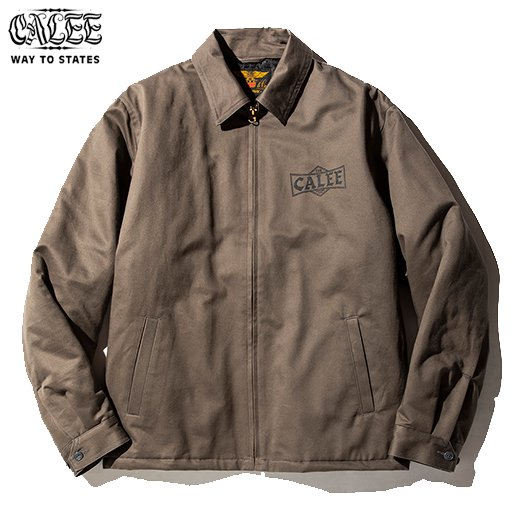 CL-456 T/C Twill Work Jacket<img class='new_mark_img2' src='https://img.shop-pro.jp/img/new/icons50.gif' style='border:none;display:inline;margin:0px;padding:0px;width:auto;' />